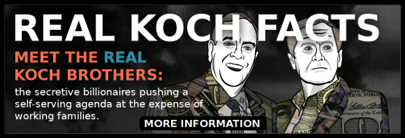 Real Koch Facts