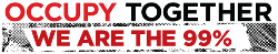 We are the 99%!