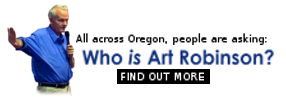 Who is Art Robinson?