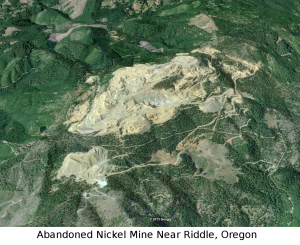 Riddle Nickel Mine